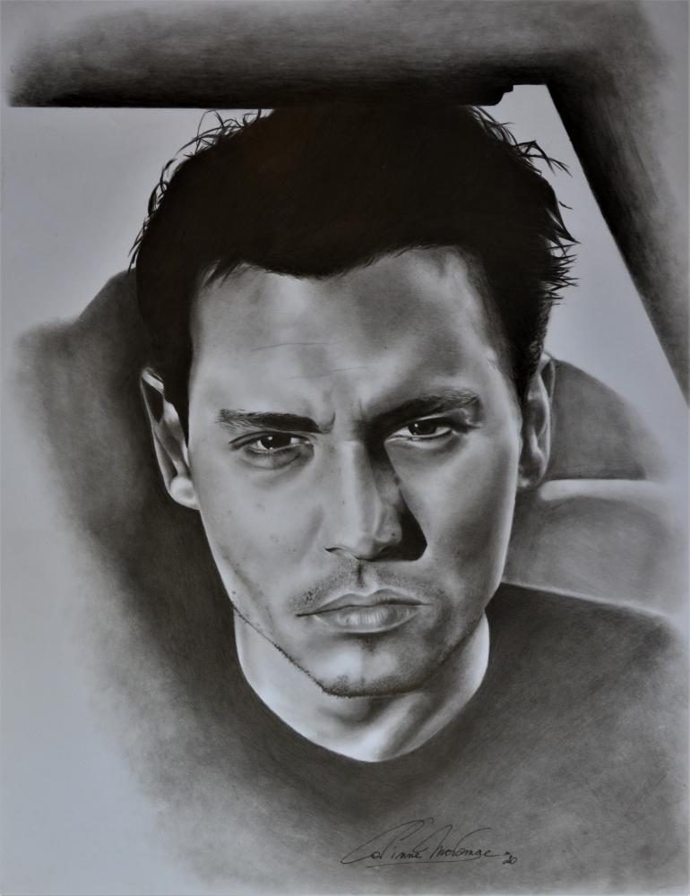 Johnny Depp par coco11